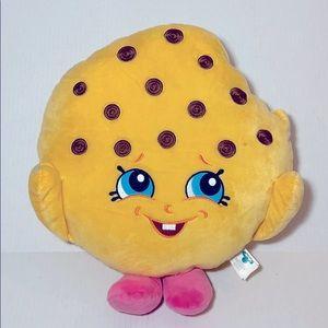 SHOPKINS Kooky Cookie Plush Toy